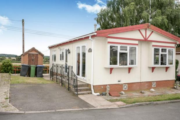2 bedroom mobile home for sale in avon view park homes