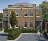 new home for sale in Marryat Place, London...