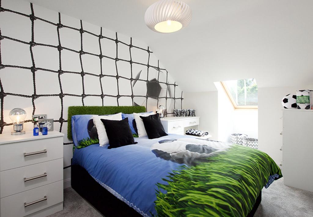 School House double bedroom