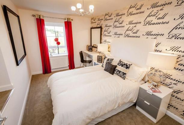 Farmhouse double bedroom