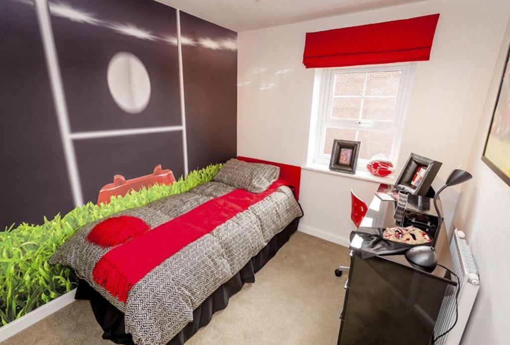 Farmhouse single bedroom