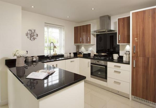Game Keepers Lodge kitchen