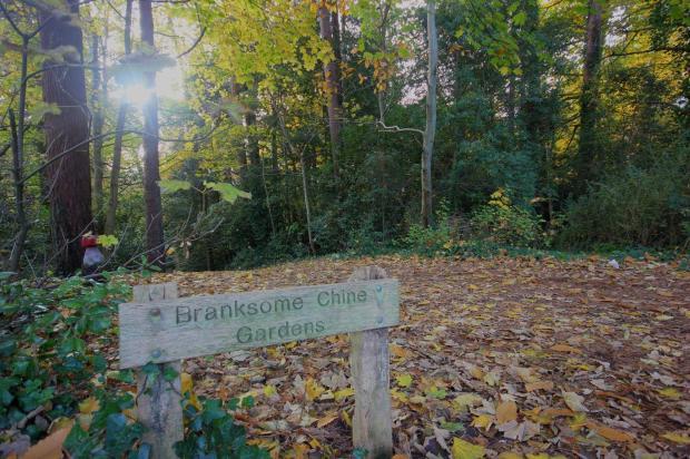 Branksome Chine Gardens