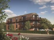 1 bed new Apartment for sale in London Road, Felbridge...
