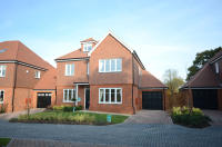 5 bed new home for sale in Reading Road, Yateley...