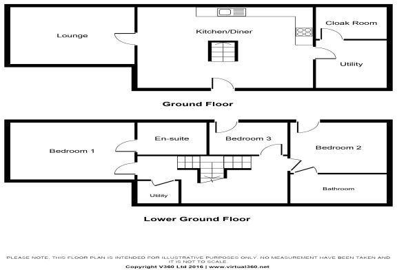 Brindle Floor Plan