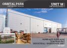 property to rent in The Boulevard, Orbital Park, Ashford, Kent, TN24
