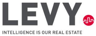 Levy Real Estate LLP, Londonbranch details