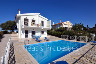 Detached property for sale in Peloponnese, Messinia...