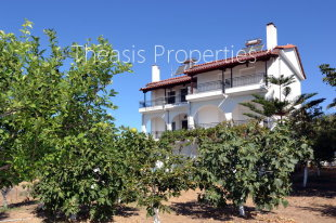 semi detached property for sale in Peloponnese, Messinia...