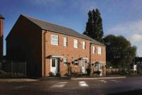 2 bed new property in Norfolk Place, Leamore...