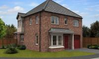 new house for sale in Abbottsford Way, Lincoln...