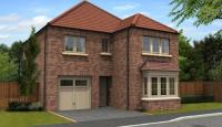 4 bedroom new home in Abbottsford Way, Lincoln...