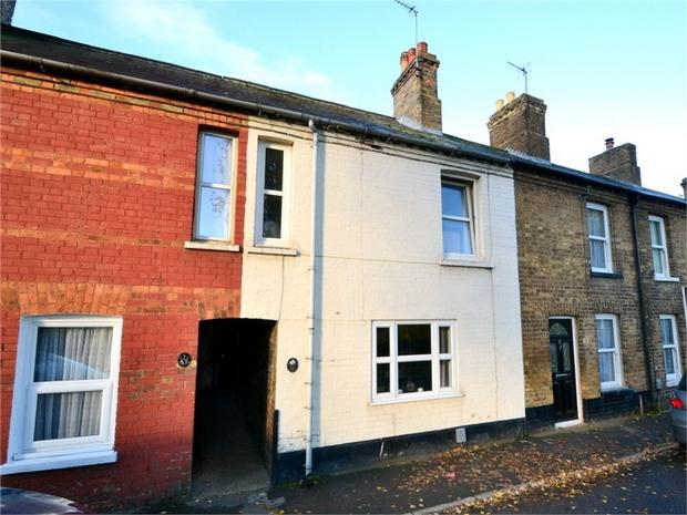 2 Bedroom Terraced House For Sale In Crosshall Road Eaton Ford St Neots Cambridgeshire Pe19