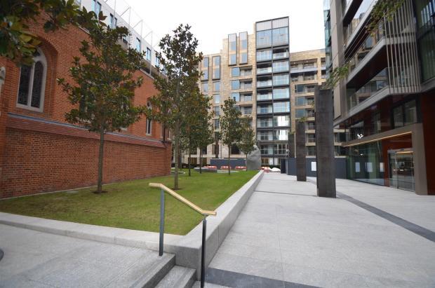 Fitzroy Place extern
