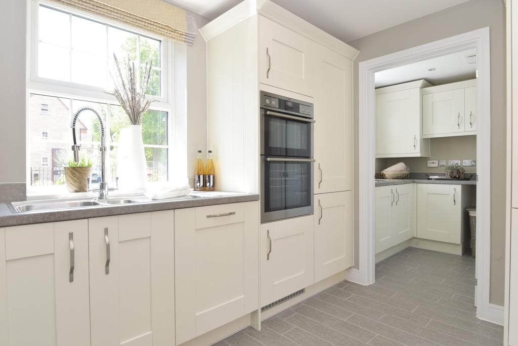 Eden kitchen and utility