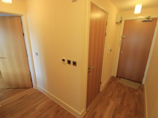 Inner Hallway/Inner Courtyard