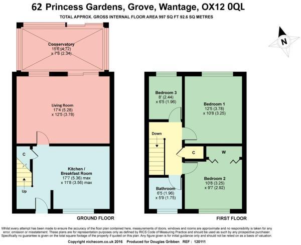 Floor Plan 62 Prince