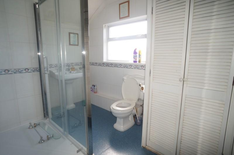 Shower Room/Utility Room.