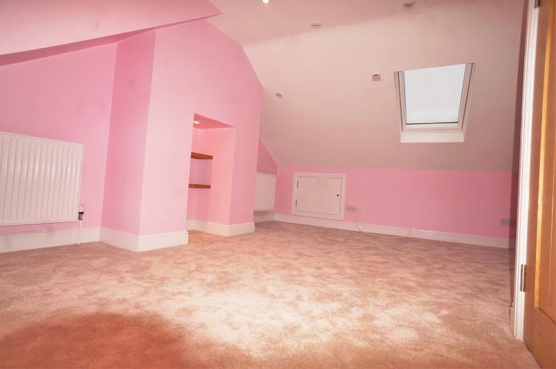 Bedroom 4/Attic Room