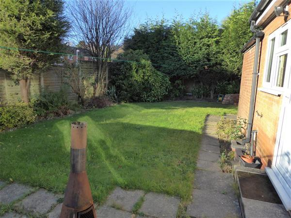 REAR AND SIDE GARDEN