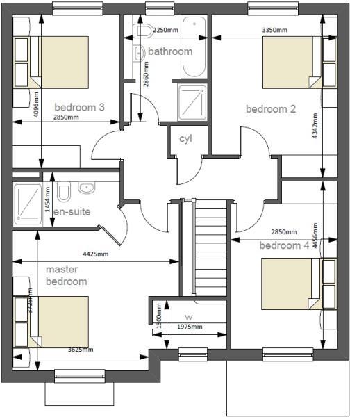 First Floor Standard