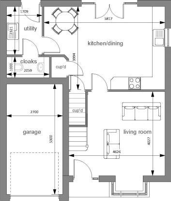 Roxham Ground Floor