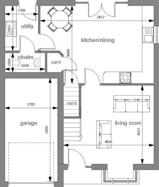The Roxham Ground Floor