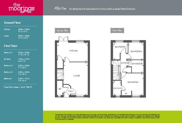 3 Bedroom Mews House For Sale In Basin Lane Tamworth B77