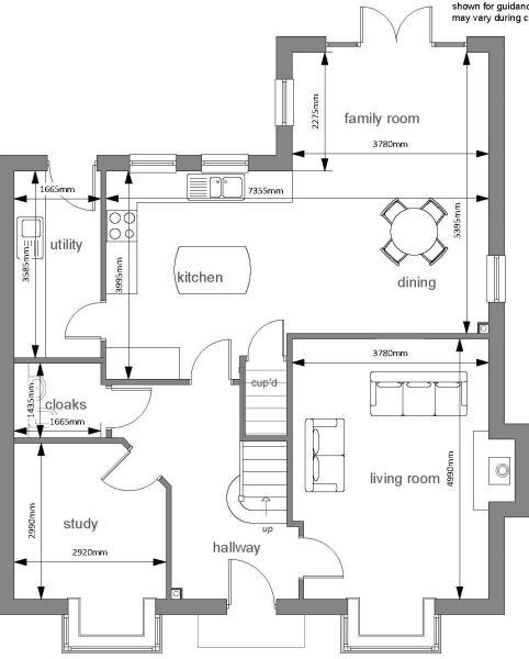 Hamblewood Ground Floor