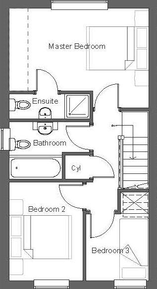 Ellington First Floor