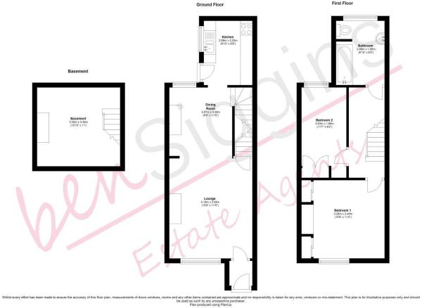 Floor Plan Whitmore