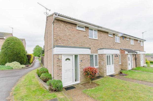 2 Bedroom End Of Terrace House For Sale In Cooling Close Maidstone Kent ME14