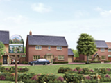 Barratt Homes, Coming Soon - Saxon Rise