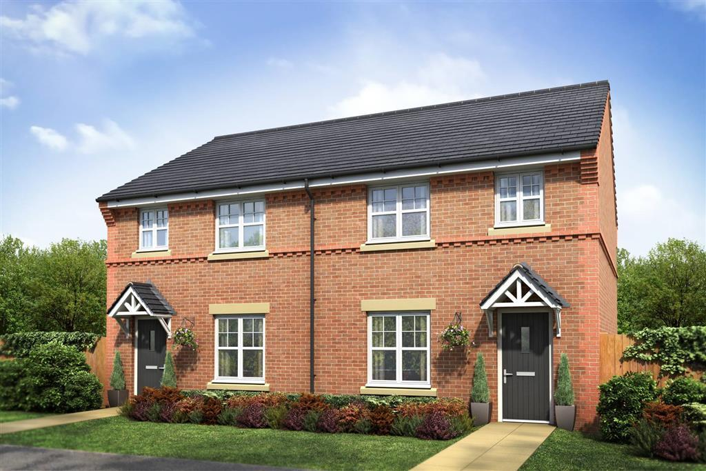 Artist Impression of The Gosford at Kings Grange