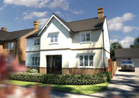 5 bedroom new home for sale in Hermitage Green Lane...