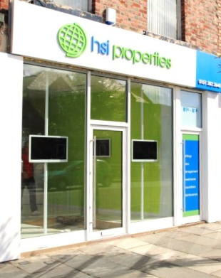 HSI Properties, Liverpool branch details