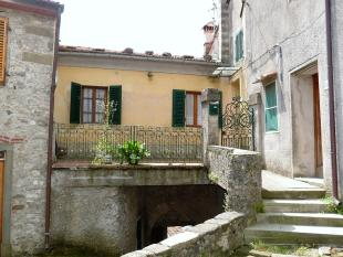 Bagni di Lucca Village House for sale