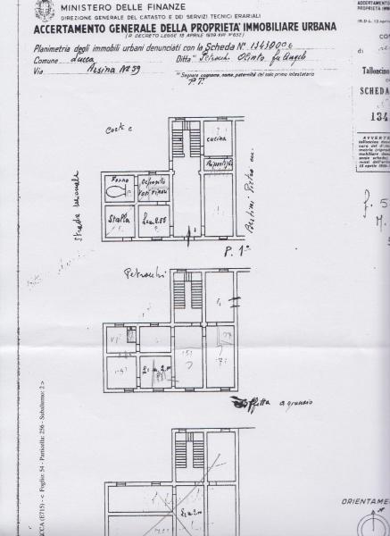 Legal Floorplans