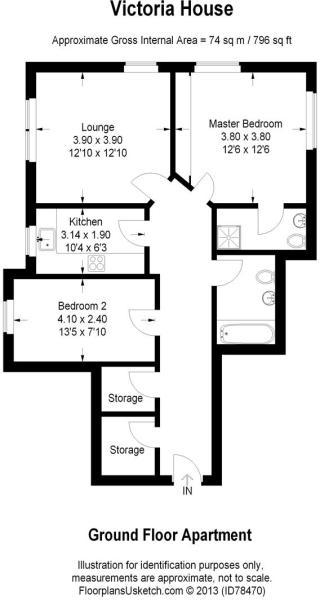 3 Victoria House - F