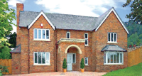 4 bed new house for sale in Church Road, Lilleshall...