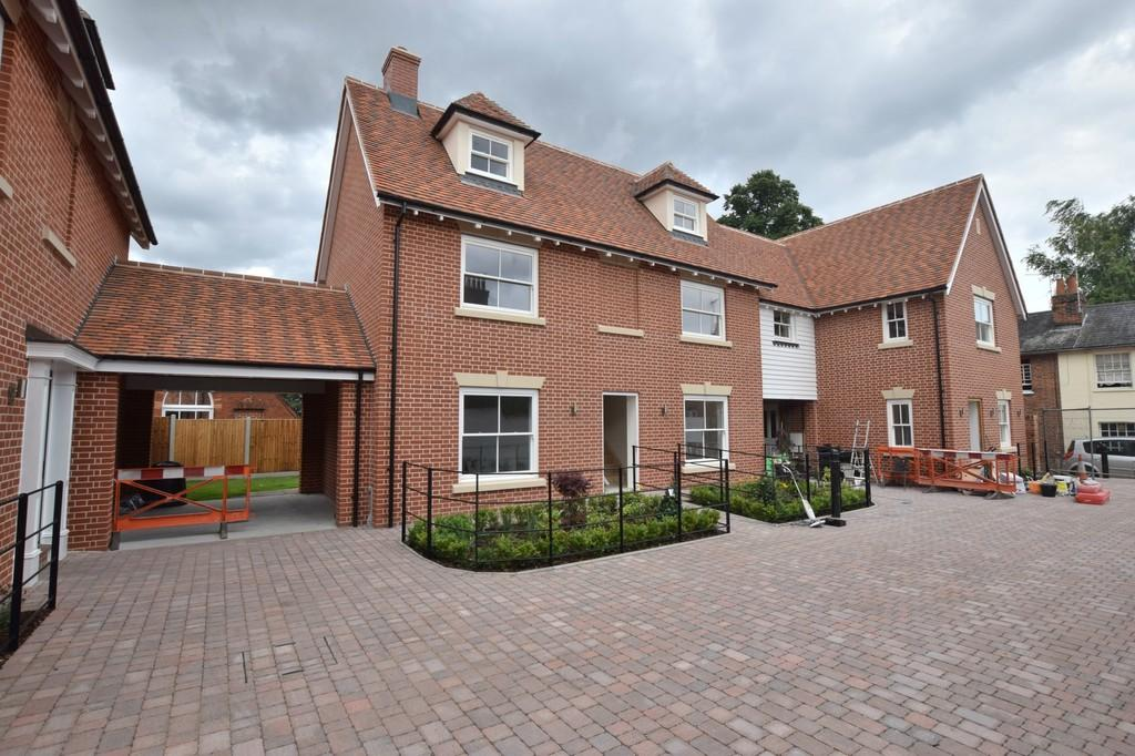 4 Bedroom Town House For Sale In Plot 2 Williams Walk Colchester Co1