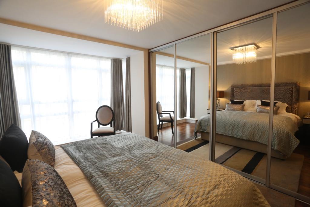 Bedroom 3 angle 3