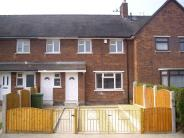 Terraced house for sale in Ffordd Llanerch, Penycae...