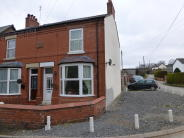 2 bed semi detached property in Tir Y Fron Lane...