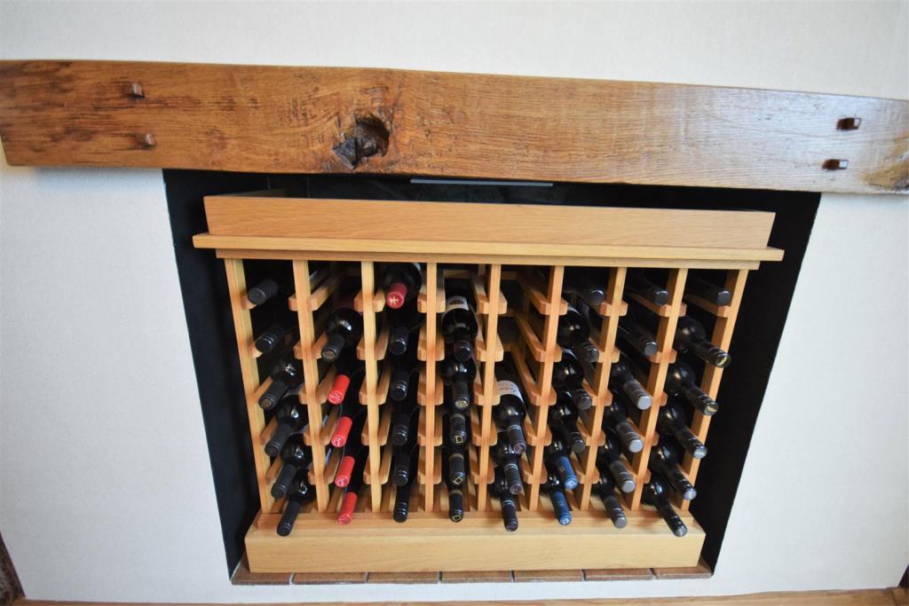 Feature Wine Rack