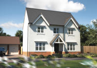 4 bed new home in High Road, Shillington...