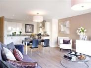 new development for sale in High Street, Brentford...