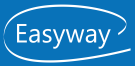 Easyway estate agents, Amble branch logo