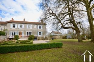 ST LEGER SUR DHEUNE Manor House for sale